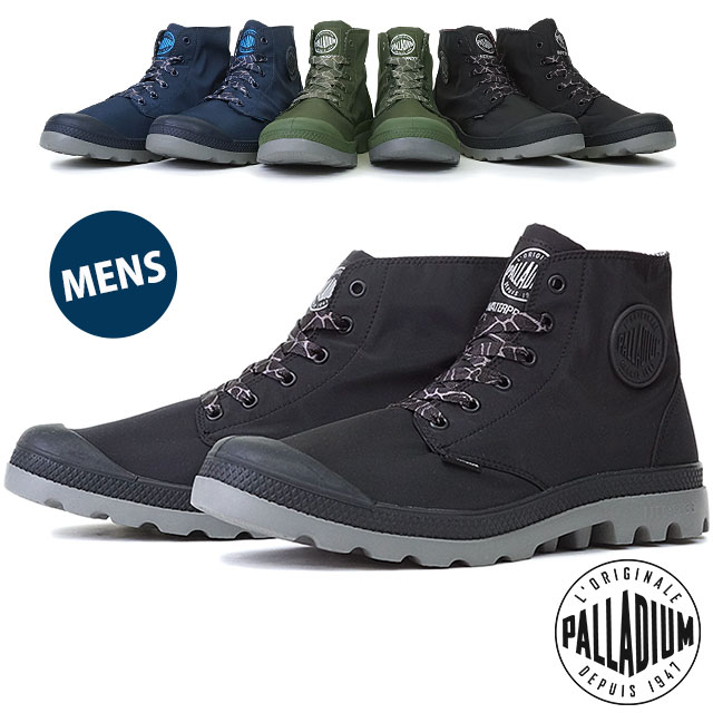 SHOETIME: Palladium shoes PALLADIUM sneakers men Puddle Lite WP .