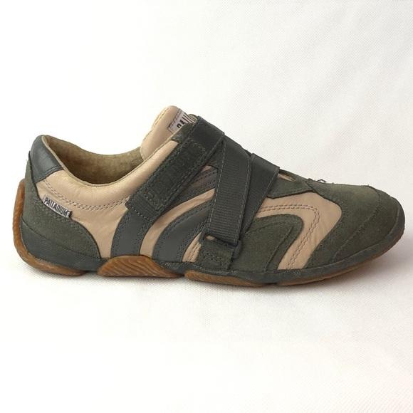 Palladium Shoes | Velcro Athletic | Poshma