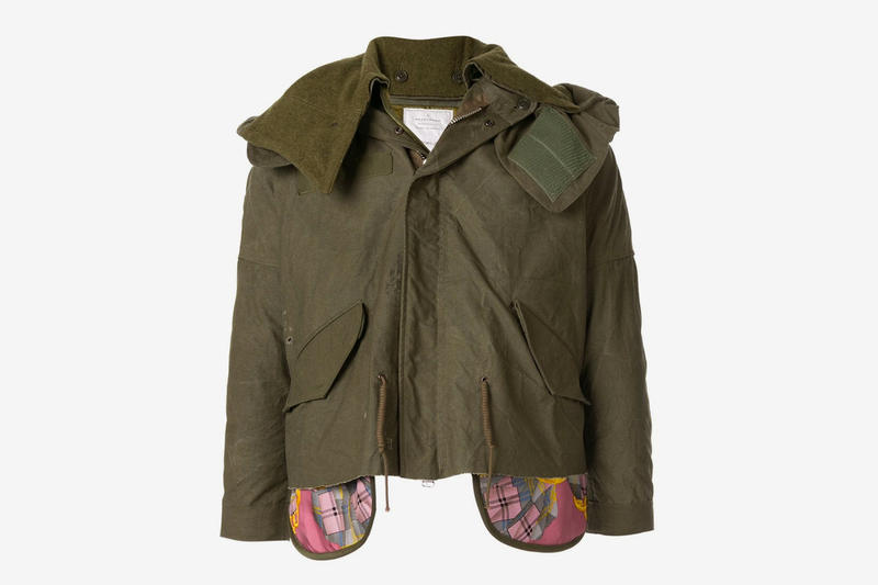 READYMADE Cut Fishtail Parka Jackets Release | HYPEBEA