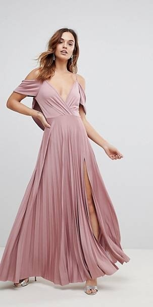 Maxi Dresses for Wedding Gues