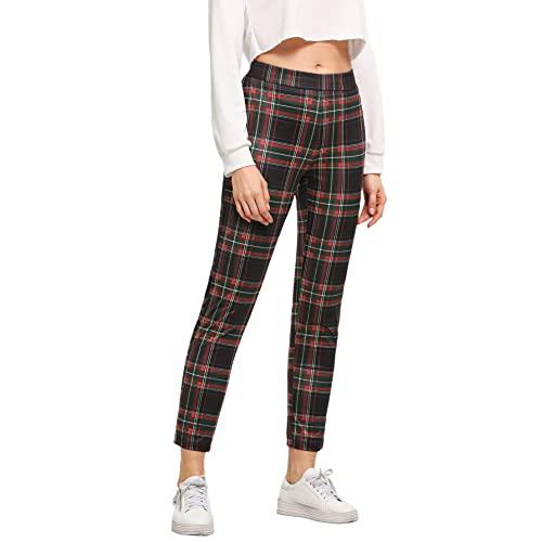 Plaid Pants: Amazon.c