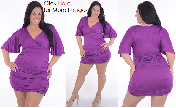 Club Dresses 2013 for Plus Size Women | www.PlusSizely.c