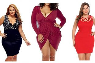 10 Best Cheap Plus Size Club Dresses Under $40 - Yoo Wo