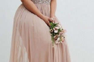 45 Plus Size Wedding Guest Dresses {with Sleeves} | Bridesmaid .