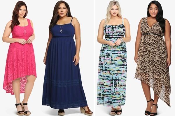 Plus Size Dresses | FashionGum.c
