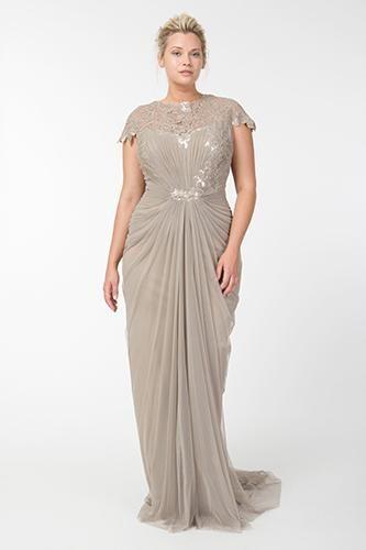 14 amazing dresses for the plus-size bride | Wedding dresses plus .