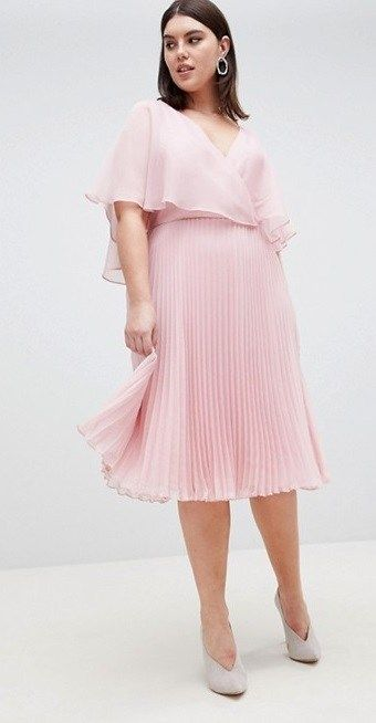 21 Plus Size Wedding Guest Dresses {with Sleeves} | Plus size .