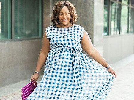 15 Plus-Size Maxi Dress for the Summer | Who What We