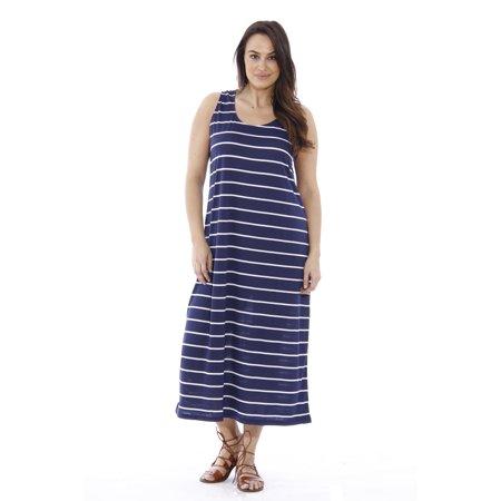 Just Love - Plus Size Summer Dresses / Maxi Dress - Walmart.com .