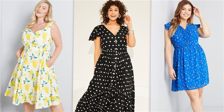 The best plus-size dresses for summer 20
