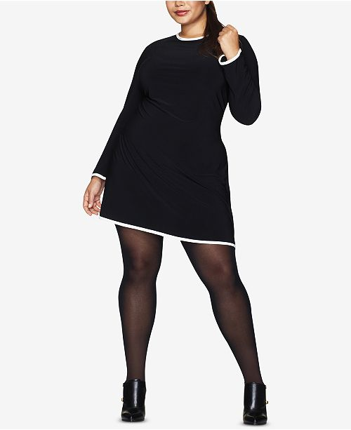 Hanes Curves Plus Size Opaque Tights & Reviews - Handbags .