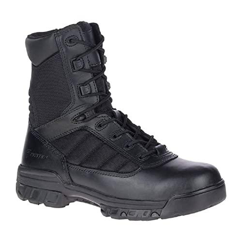 Police Boots: Amazon.c
