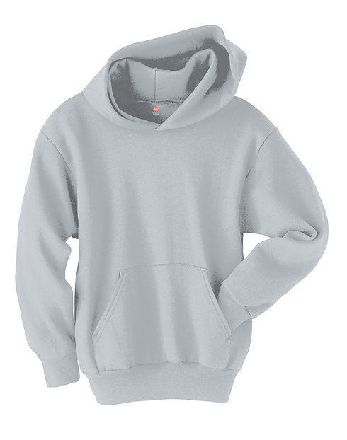 Hanes Youth ComfortBlend EcoSmart Pullover Hoodie | HP4