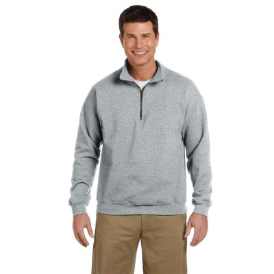 Gildan Vintage Quarter-Zip Sweatshirt - Custom Pockets | Designer .