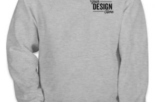 Custom Jerzees Lightweight Quarter Zip Sweatshirt - Design Quarter .