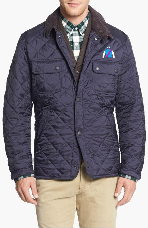 Barbour Tinford Men's Quilted Jacket — Dream Maker Raci