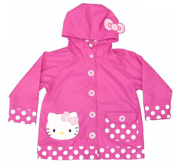 Kids Hello Kitty Cutie Rain Coat - Pink – Western Chi