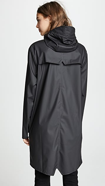 Rains Long Rain Jacket | SHOPB