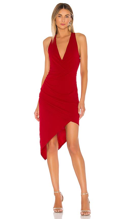 BCBGeneration Cocktail Dress in Jester Red | REVOL