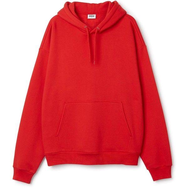 Big Hawk Hoodie ❤ liked on Polyvore featuring tops, hoodies .