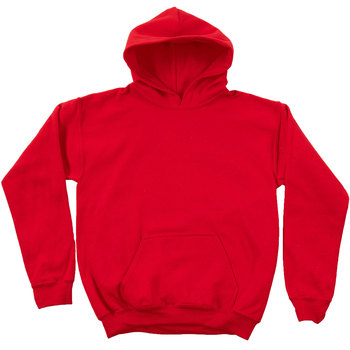 Red Youth Hooded Sweatshirt - Large | Hobby Lobby | 809159