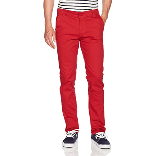 Red Pants: Amazon.c