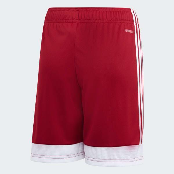 adidas Tastigo 19 Shorts - Red | adidas