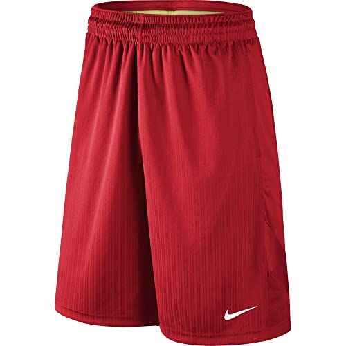 White and Red Basketball Shorts: Amazon.c