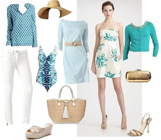 Resort Wear coordinates | Resort outfit, Resort wear for women .