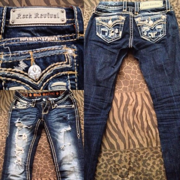 Jeans style image by Abbie Jarosz on Jeans | Dream clothes, Cute jea