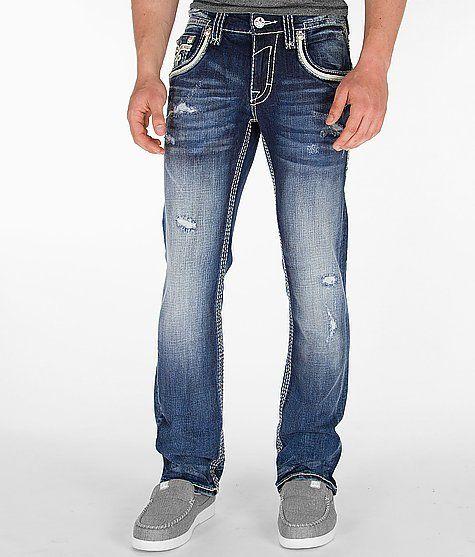 Rock Revival Tyme Slim Straight Jean' #buckle #fashion www.buckle .