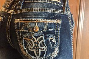 Rock Revival Jeans | Boris Skinny | Poshma