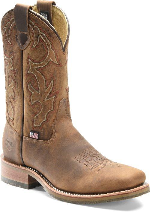 Double H Old Town Folklore Steel Toe Roper Boots – Pard's Western .
