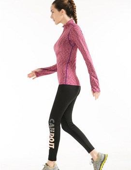 Leisure Sport Athletic Apparel Manufacturers Women Running Clothes .