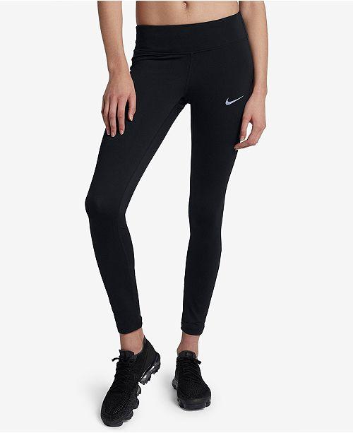 Nike Power Dri-FIT Running Leggings & Reviews - Pants & Leggings .