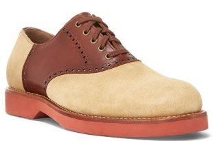 Polo Ralph Lauren Men's Rhett Saddle Shoes & Reviews - All Men's .