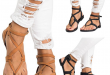 Shoes - 2019 New Style Female Ankle Strap Women Sandals – Kaa
