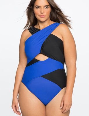 Pin on Plus Size Swimwe