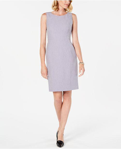 Kasper Sleeveless Sheath Dress & Reviews - Dresses - Women .