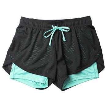 Yoga Gym Shorts Women Sport Shorts - Buy Oem Women Elastic .