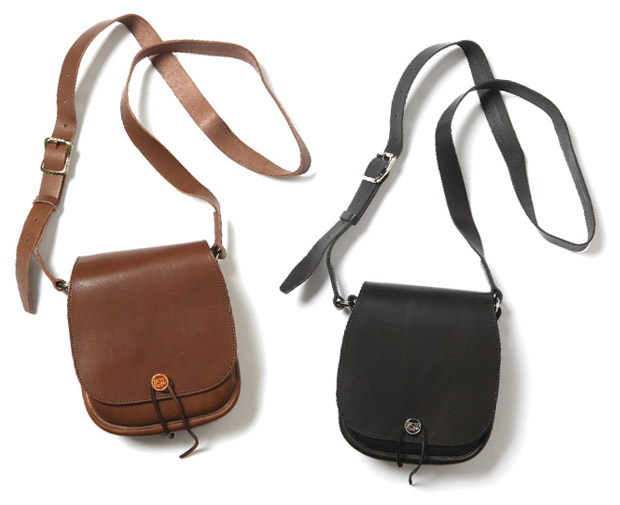 Rock Steady Leather Shoulder Bags | HYPEBEA