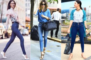 How To Wear Skinny Jeans For Women | Indian Fashion Blog with .