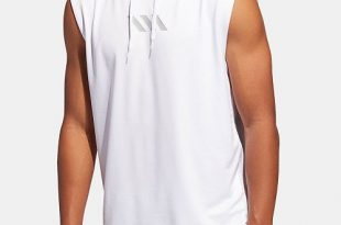 adidas Men's ClimaLite® Sleeveless Hoodie & Reviews - Hoodies .