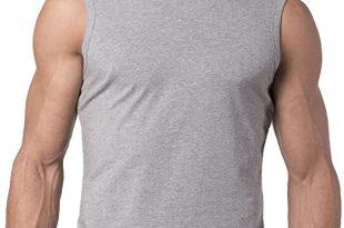 Y2Y2 Mens Slim Fit Crew Neck Sleeveless T-Shirt at Amazon Men's .