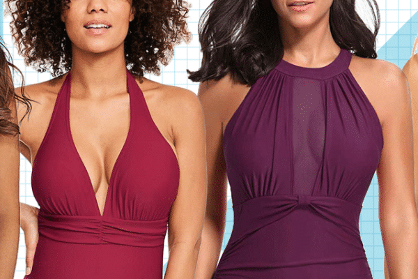 Best Slimming Swimsuits To Look Thinner | 2KnowAndVo