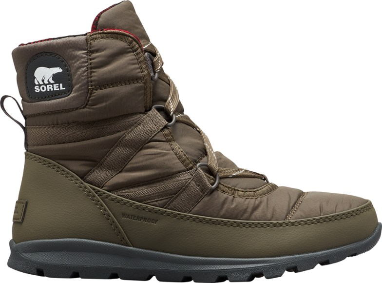 Sorel Whitney Short Lace Snow Boots - Women's | REI Co-