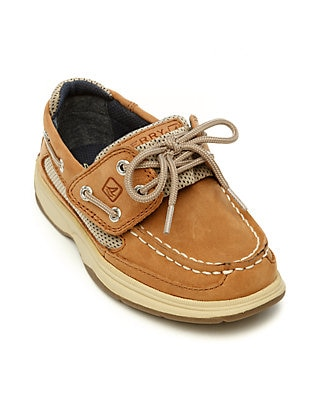 Sperry® Baby/Toddler Boys Lanyard A/C Boat Shoes | be