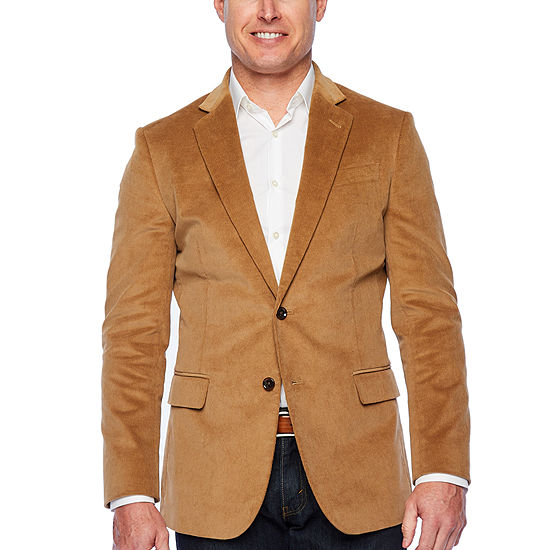 Stafford Mens Classic Fit Corduroy Sport Coat - JCPenn