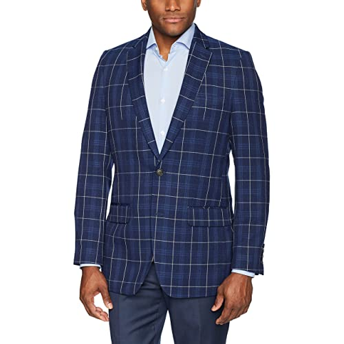 Plaid Sport Coat: Amazon.c