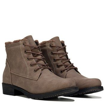 Women's Leslie Water Resistant Boot | Boots, Sporto boots, Lace up .